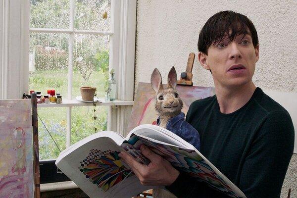 кадры и фото из фильма Кролик Питер