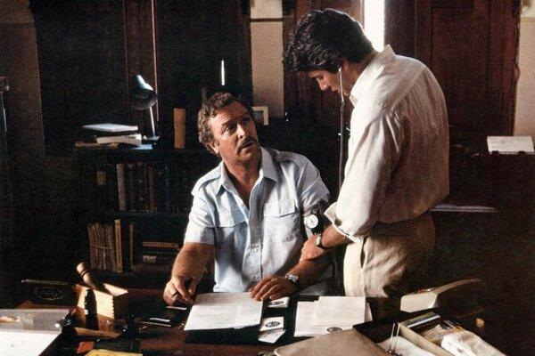 кадры и фото из фильма Почетный консул
