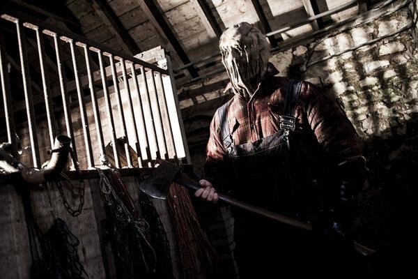 кадры и фото из фильма Резня в Рэдвуде