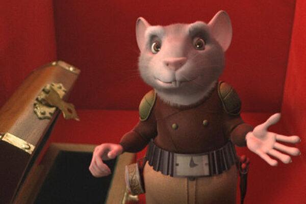 кадры и фото из фильма Приключения мышонка Переса