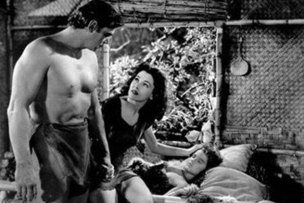 кадры и фото из фильма Тарзан находит сына