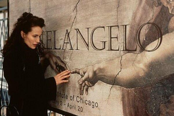 кадры и фото из фильма Майкл