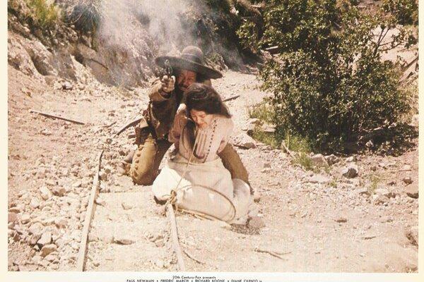 кадры и фото из фильма Омбре: Отважный стрелок