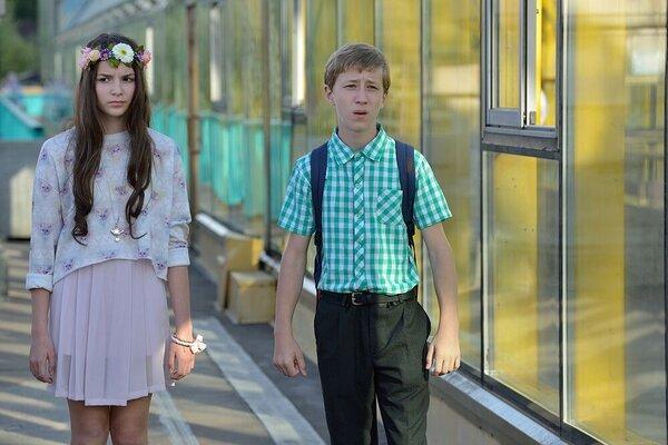 кадры и фото из фильма Призрак