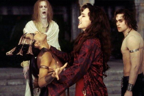 кадры и фото из фильма Королева проклятых