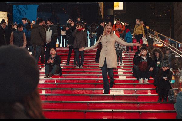 кадры и фото из фильма Госпожа Америка