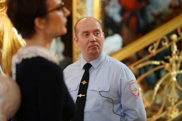 кадры и фото из фильма Полицейский с Рублевки. Новогодний беспредел