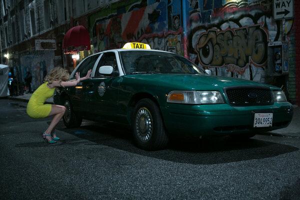 кадры и фото из фильма Блондинка в эфире