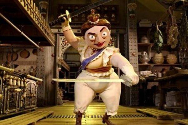 кадры и фото из фильма Пираты: Банда неудачников