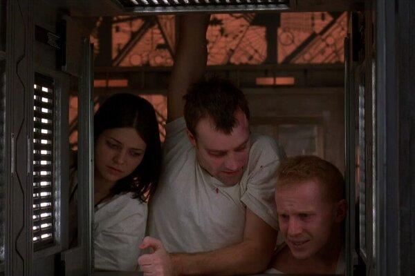 кадры и фото из фильма Куб