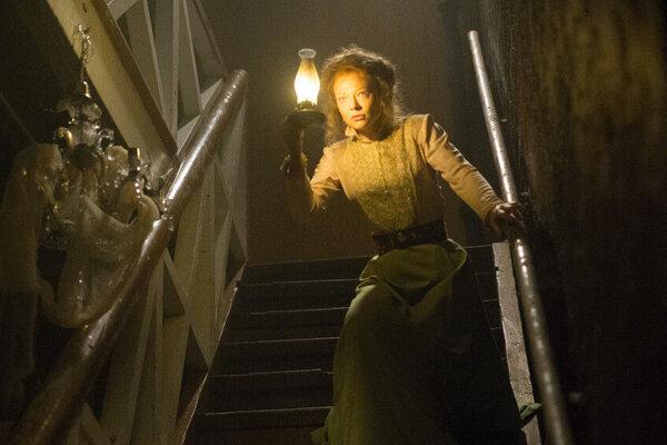 кадры и фото из фильма Винчестер. Дом, который построили призраки