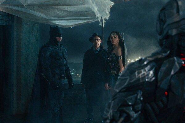 кадры и фото из фильма Лига справедливости