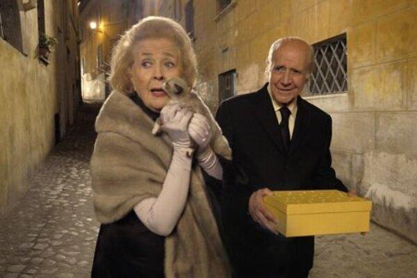 кадры и фото из фильма Эльза и Фред