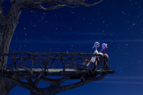 кадры и фото из фильма Индюки: назад в будущее 3D