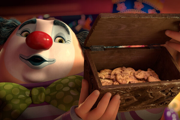 кадры и фото из фильма Печеньки