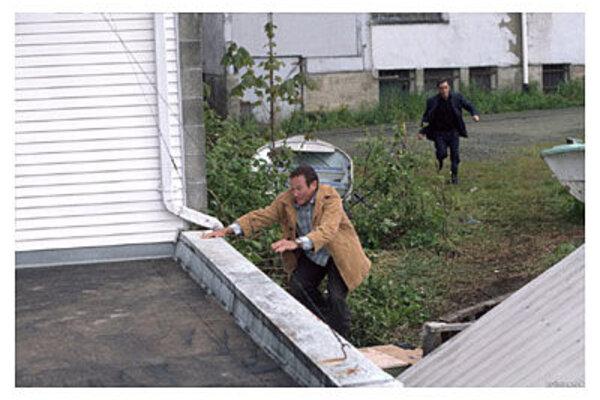 кадры и фото из фильма Бессонница