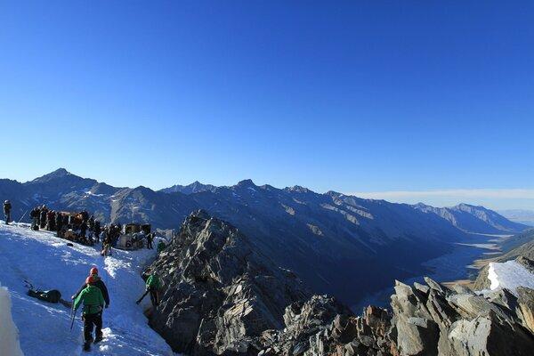 кадры и фото из фильма Эверест. Достигая невозможного