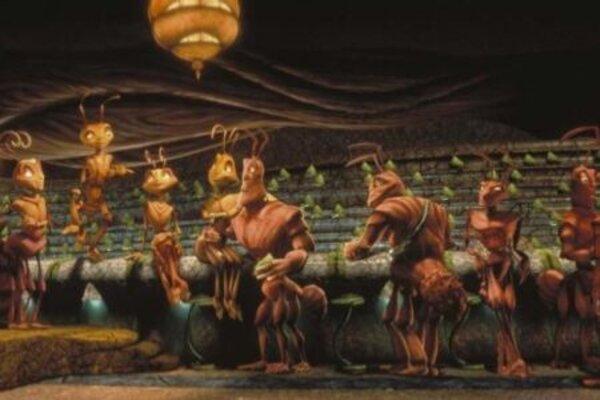 кадры и фото из фильма Муравей Антц