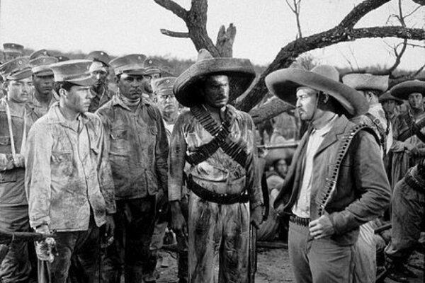 кадры и фото из фильма Вива, Сапата!
