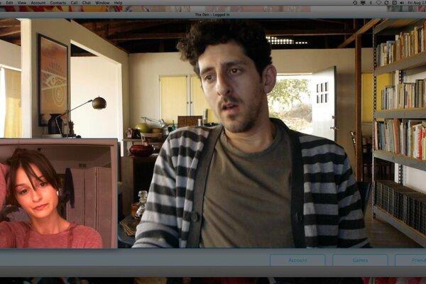 кадры и фото из фильма Смерть в сети