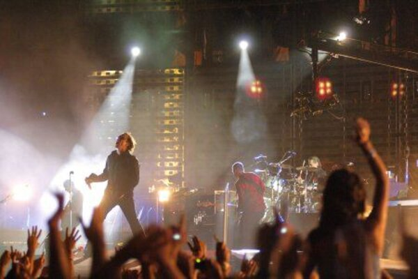кадры и фото из фильма U2 3D