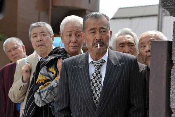кадры и фото из фильма Рюдзо и семеро бойцов