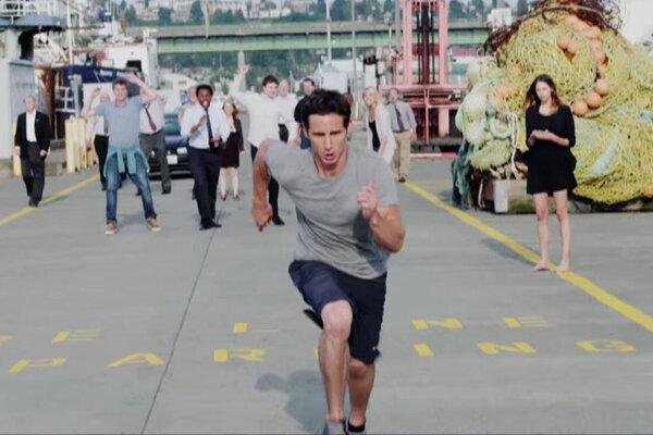кадры и фото из фильма Одна квадратная миля