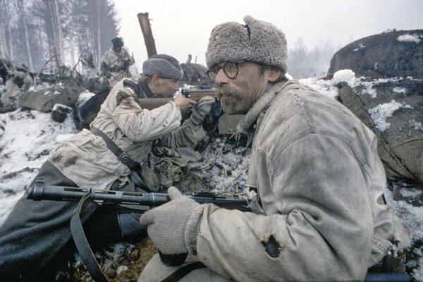 кадры и фото из фильма Зимняя война