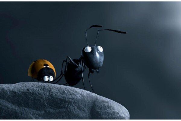 кадры и фото из фильма Букашки. Приключение в Долине муравьев