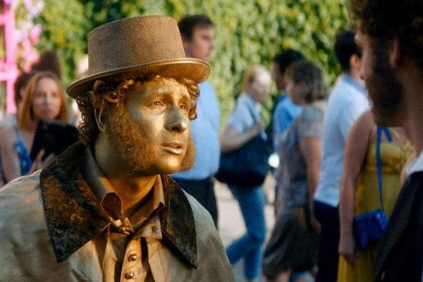 кадры и фото из фильма Спасти Пушкина