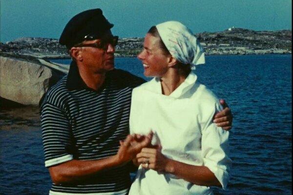 кадры и фото из фильма Ингрид Бергман: В ее собственных словах