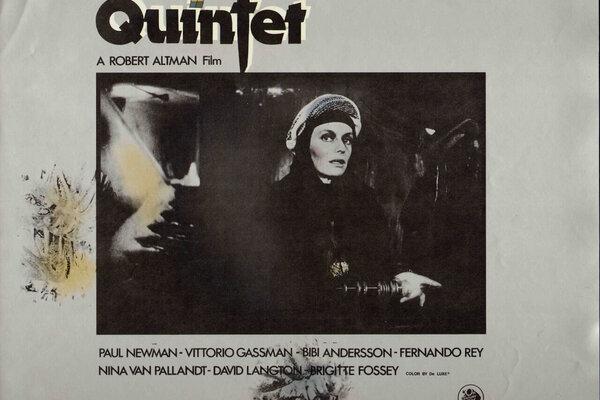 кадры и фото из фильма Квинтет