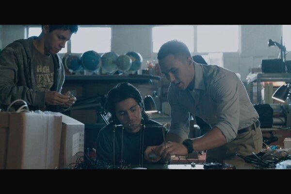 кадры и фото из фильма Жизнь робота