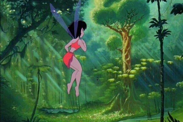 кадры и фото из фильма Долина папоротников: Последний тропический лес