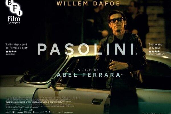кадры и фото из фильма Пазолини