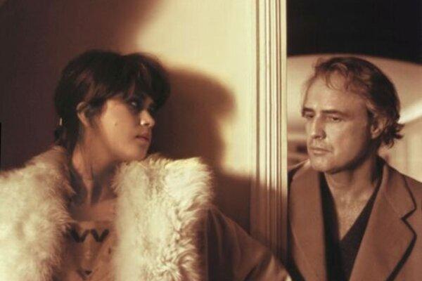 кадры и фото из фильма Последнее танго в Париже