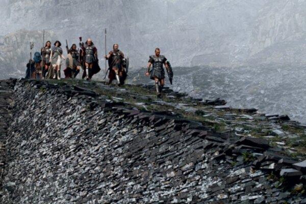 кадры и фото из фильма Битва Титанов 3D