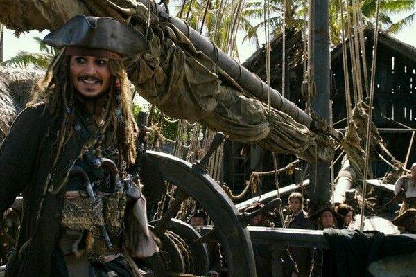 кадры и фото из фильма Пираты Карибского моря: Мертвецы не рассказывают сказки