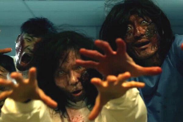 кадры и фото из фильма Эбола-зомби