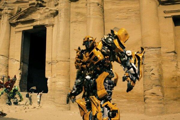 кадры и фото из фильма Трансформеры: Месть падших