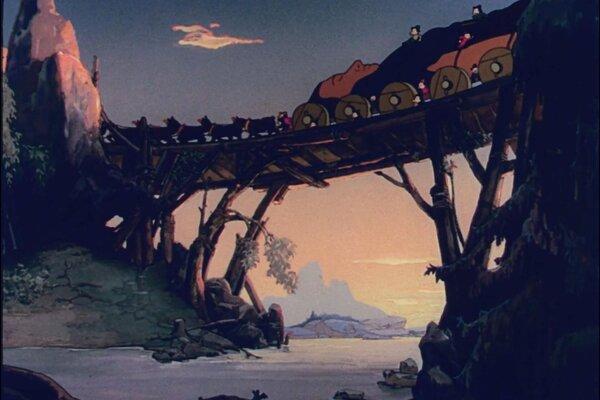 кадры и фото из фильма Путешествие Гулливера