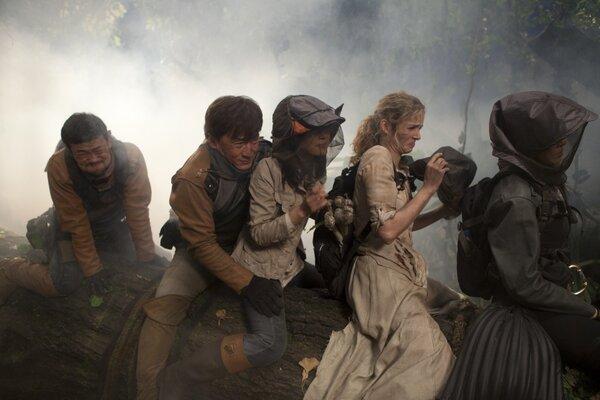 кадры и фото из фильма Доспехи Бога 3: миссия Зодиак IMAX 3D