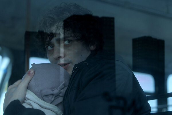 кадры и фото из фильма Цитадель