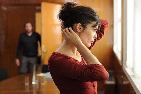 кадры и фото из фильма Нежность
