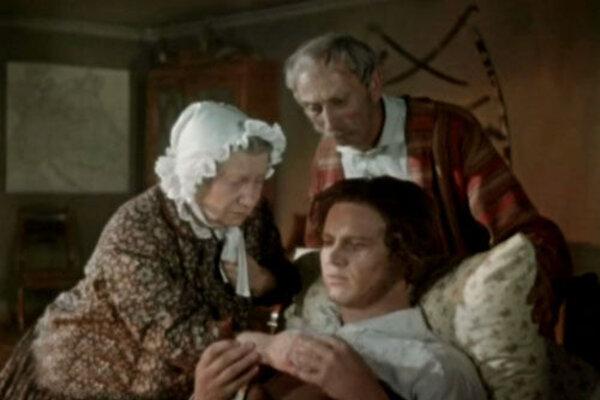 кадры и фото из фильма Отцы и дети