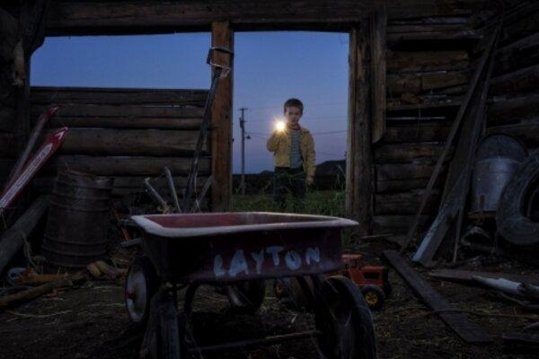 кадры и фото из фильма Невероятное путешествие мистера Спивета 3D