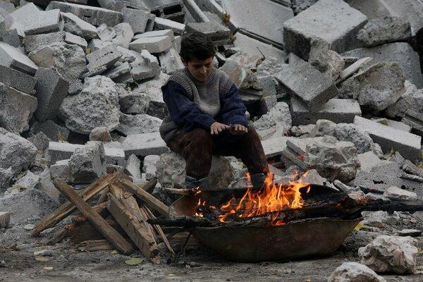 кадры и фото из фильма Землетрясение