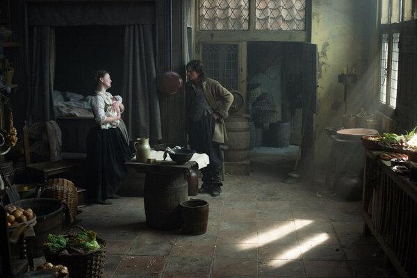 кадры и фото из фильма Тюльпанная лихорадка