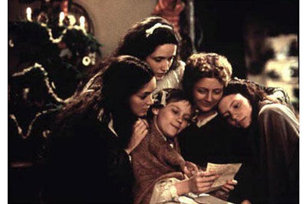кадры и фото из фильма Маленькие женщины