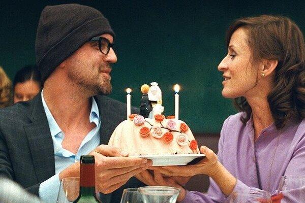 кадры и фото из фильма Любовь втроем
